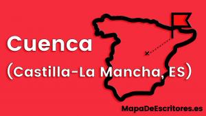 Mapa Escritores Cuenca