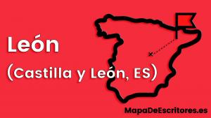 Mapa Escritores Leon