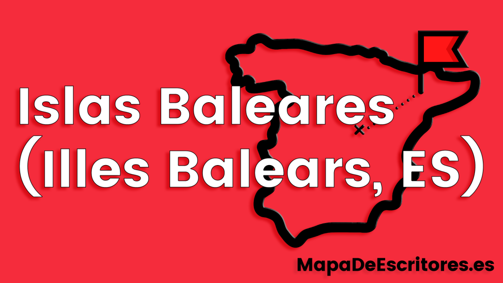 Escritores Islas Baleares