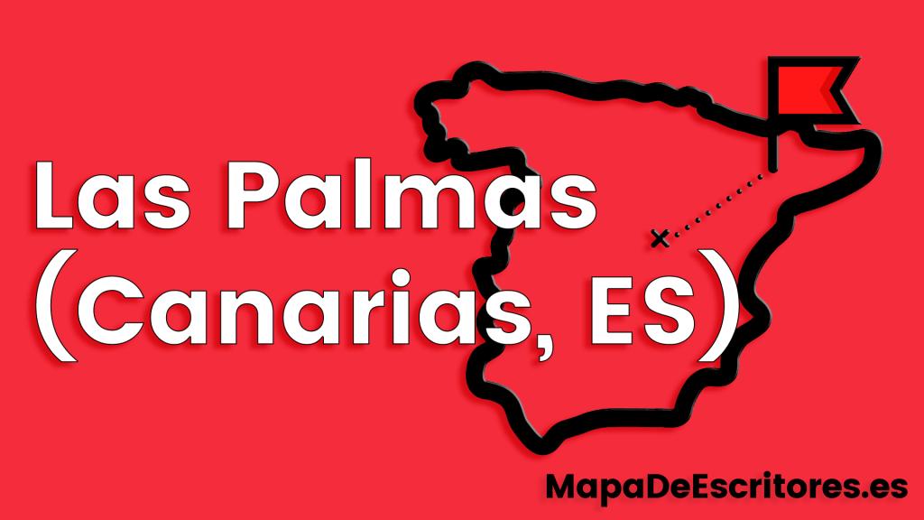 Mapa Escritores Las Palmas