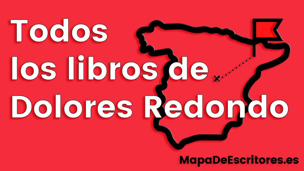 Todos los libros de Dolores Redondo